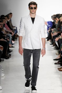 Todd Snyder Spring 2017 Menswear Fashion Show