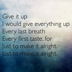 Day is Done - Noah Gundersen lyrics
