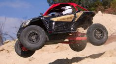 The Axial Yeti Jr takes everything off-road drivers admire about the 1/10 scale Yeti chassis and shrinks it to 1/18 scale.: $149.99 Rc Cars And Trucks, Can Am, Offroad, Jr, Monster Trucks, Scale, Vehicles, Weighing Scale, Off Road