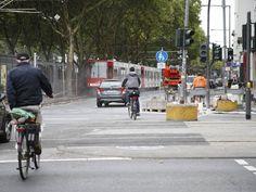 Wer die Wahl hat, hat die Qual. Das gilt nun auch für den Sülzer und Klettenberger Radverkehr. Radler, die den Klettenberggürtel hinunterfahren und...