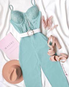 Pretty Outfits, Cool Outfits, Fashion Outfits, Jumpsuit, Luxury Bags, Kawaii Anime, Fashion Beauty, Hair Beauty, My Style