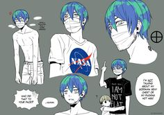 Earth-kun, are you okay?!