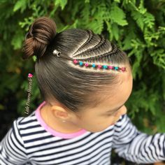 Super hair styles for kids girls curls Ideas Braids For Kids, Girls Braids, Braids For Long Hair, Side Braids, Baby Girl Hairstyles, Princess Hairstyles, Braided Hairstyles, Curly Hair Styles, Natural Hair Styles