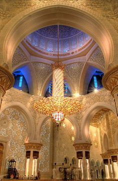 ::::: City & Architecture ::::: by carol Mosque Architecture, Religious Architecture, Beautiful Architecture, Art And Architecture, Architecture Details, Beautiful Mosques, Beautiful Places, Dubai, Mekka