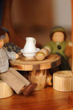 Basket of te'enim - a lovely waldorf homeschool blog