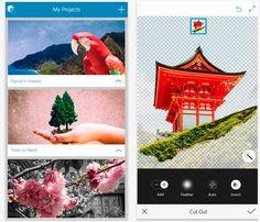 "Adobe Photoshop Mix app gets CC library import, 'Send to Lightroom"", & more alongside Comp CC update"