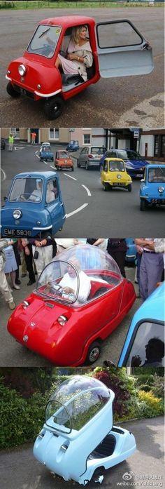 toy car?  Mini car for single. :)
