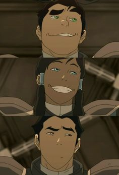 LOL i love bo's super creepy smile...