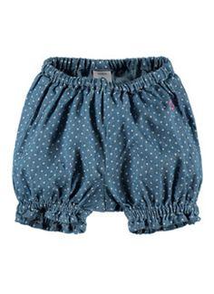 Lief! Petit Bateau Shorts met stippendessin