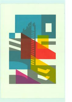 Paul Catherall | Barbican Shapes