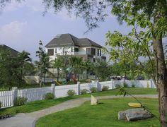 jamona home resort, khu biệt thự nghĩ dưỡng ven sông sài gòn, giá chỉ 14tr/m2, hạ tầng hoàn thiện | dothi.net