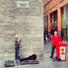 Paradise Street, Liverpool. © Valentino Liberto