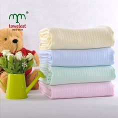 1PC Bamboo Blankets for Baby Receiving Blankets Ultra Soft Newborn Bed Sheets #MMY