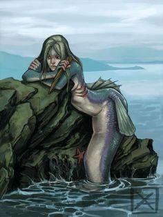 Slayer Mermaid - Artist?