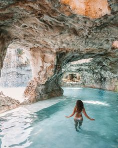 Cave Exploring in Tulum, Mexico Oh The Places You'll Go, Places To Visit, Destination Voyage, Photos Voyages, Adventure Is Out There, Beach Trip, Beach Travel, Luxury Travel, Dream Vacations