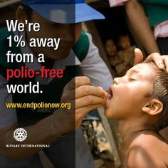 away from a polio-free world End Polio Now, Polio Eradication, Message Bible, German People, Care For All, Rare Disease, Us Government, I Quit, Business Education