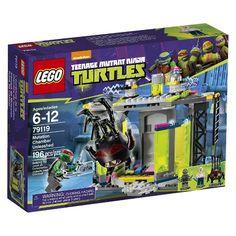 LEGO® Teenage Mutant Ninja Turtles™ 79119 Mutation Chamber Unleashed