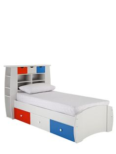 Ladybird Orlando Fresh Bed with Optional Mattress