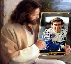With the lord His Eyes, My Hero, Brazil, Racing, Sports, Poster, Magic, Unique, Ayrton Senna