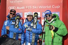 Nel SuperG in Val d'Isere vince Jansrud, Paris terzo