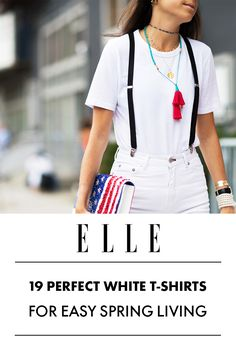 11 Superior White T-Shirts