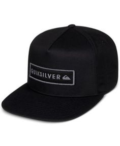 115b59dfd1b Quiksilver Men s Simplay Logo Hat Hats For Men