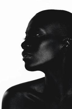 —Black is beautiful Melanism, African Love, My Black Is Beautiful, Beautiful Pictures, Black N White, Black Art, Portraits, Fade To Black, Black People