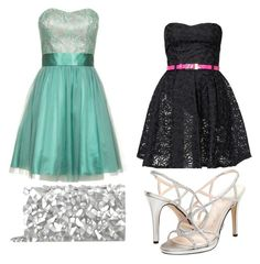 """""""a night out on the town"""" by grace-hobson on Polyvore"""