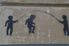 Graffiti in Carthagena (Spain)