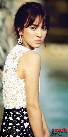 Song Hye-kyo ♥️ 송혜교