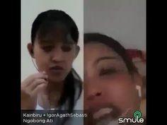 Heboh! Video Cewek Karaoke Lagu Banyuwangi di Smule Sambil ML | Pitek Walek