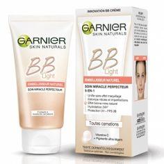 BB Light de Garnier | BT Award 2016, 3,9/5 étoiles sur beauté-test.com, higher rated then the normal Garnier BB Cream.  Currently testing...