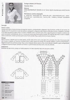 Blusas a crochet Crochet For Kids, Diy Crochet, Crochet Style, Gilet Crochet, Silly Me, Picasa Web Albums, Irish Crochet, Hand Stitching, Knitting