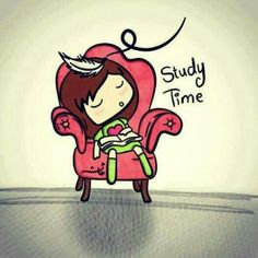 Study Time for people who test at school