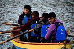 Rocking the Boat - build you own boat knowledge and youth programs . .