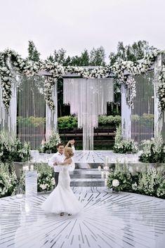 Ноты Нормандии: свадьба с музыкальным акцентом