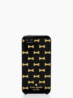 sparkle bows iphone 5 case #nationalhandbagday
