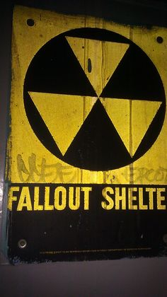 CCEE & Epcot: Fallout Shelter