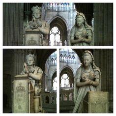 Basilique Saint-Denis itt: Saint-Denis, Île-de-France