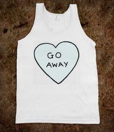 Go Away Heart