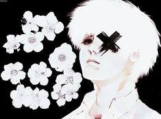 Kaneki Ken   Tokyo Ghoul   Anime white eyes, Anime short hair, Anime white hair. #Tokyoghoul #TokyoGhoulRe #tokyoghoulroota #arimakishou #kanekiken #toukakirishima #anime #quinx #etoyoshimura #cool #furutanimura #hideyoshinagachika