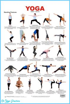 Yoga poses standing - http://allyogapositions.com/yoga-poses-standing.html