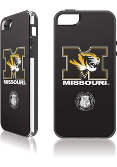 Missouri (Mizzou) Tigers iPhone 5 Case http://www.rallyhouse.com/shop/missouri-tigers-missouri-tigers-iphone-5-case-9600014 $27.99