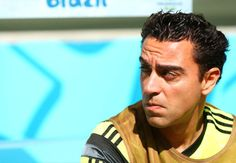 Welcome to sportmasta's Blog.: Xavi retires from international football