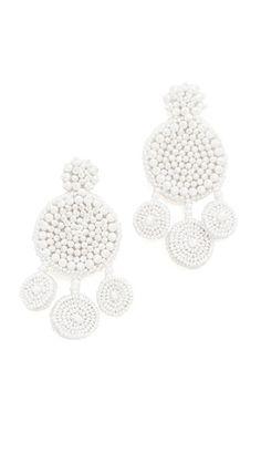 All Things Mochi Spanish Earrings