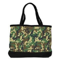 military camouflage Shoulder Bag