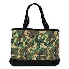 military camouflage Shoulder Bag