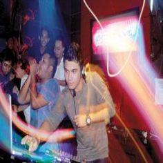 Club in Bali is very amasing