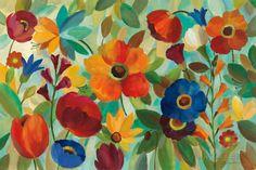Summer Floral V - Silvia Vassileva