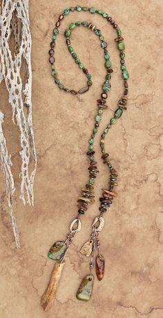 Schmuck selber machen DIY Schöne Perlenkette Wholesale Handbag - Your Bag, Your Choice What makes a Coin Pendant Necklace, Agate Necklace, Green Necklace, Lariat Necklace, Choker, Stud Earrings, Necklace Ideas, Necklace Tutorial, Necklace Designs